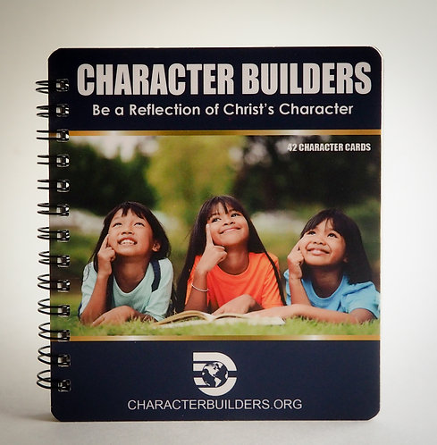 Character Booklets