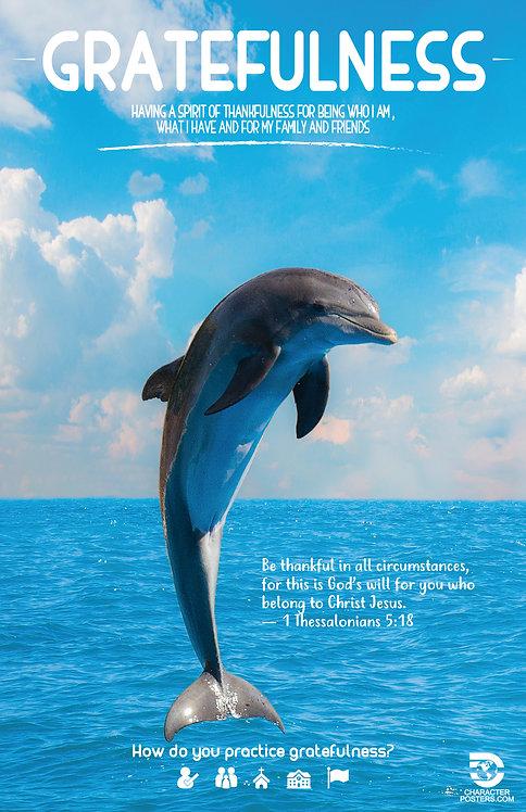 Animals NIV NLT NKJV - Gratefulness