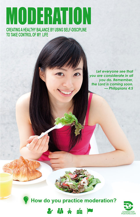 Moderation Asian Poster Free