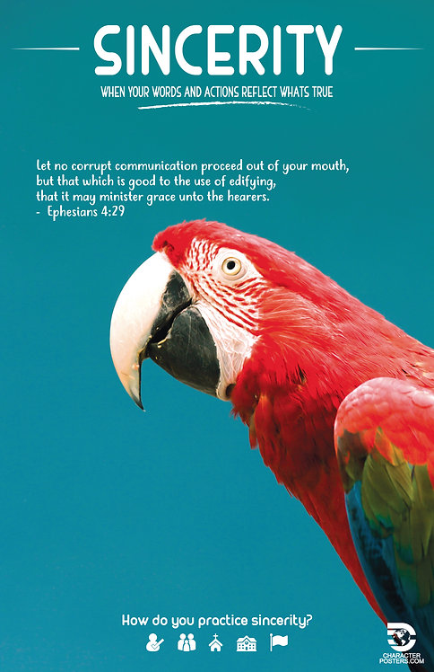 Animals KJV - Sincerity