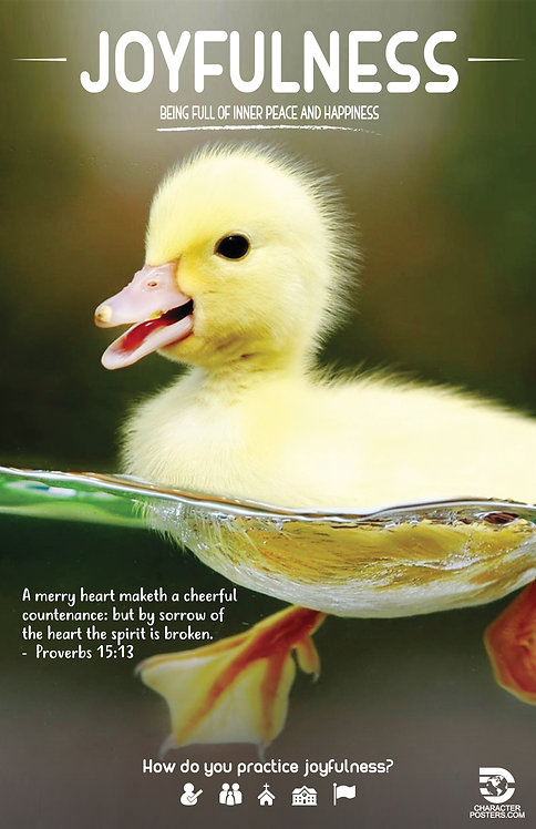Animals KJV - Joyfulness