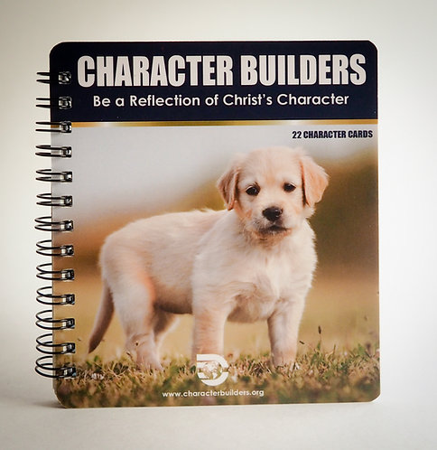 Character Booklet Animals