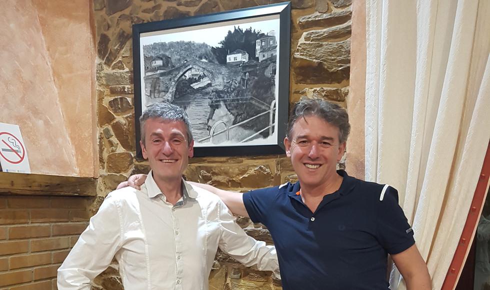 Drinix con Jose Rigueiro