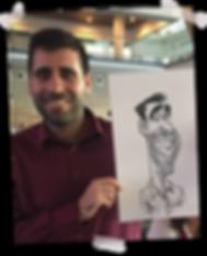 caricature, caricaturiste événement, dessinateur graphiste