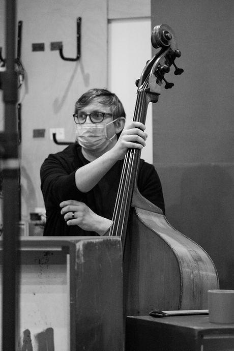 John Pope Quintet - Blank Studios, Newca