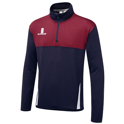 Ladybridge 1/4 Zip Training Top