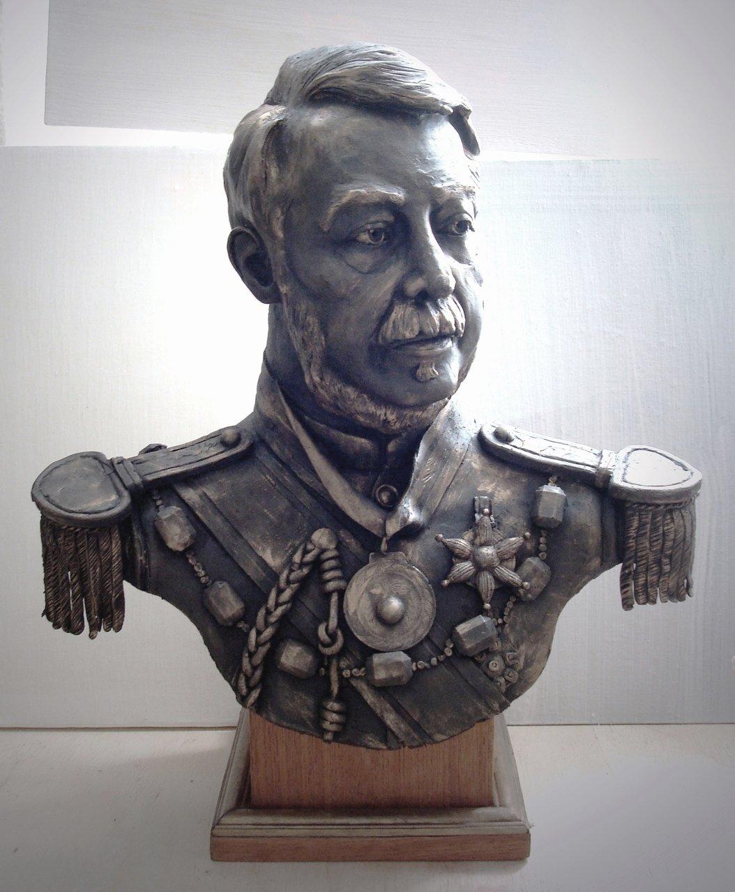 Duque de Caxias em bronze