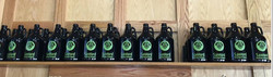 Growlers Ready to Go