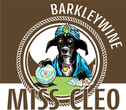 Miss Cleo's Barkely Wine