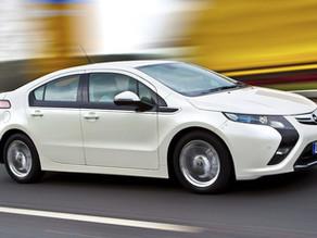 Opel Ampere wil niet meer opladen