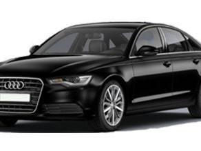 Audi A6 zonder stuurbekrachtiging