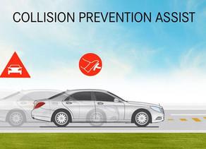 Mercedes-Benz Collision Prevention Assist