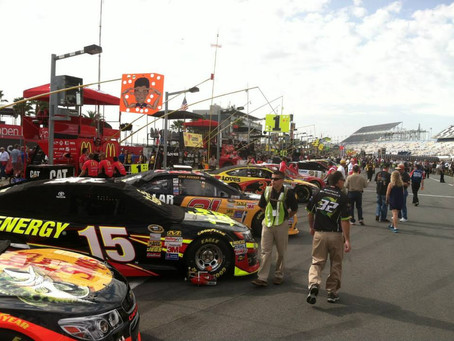 Is now a good time to become a NASCAR Cup Series sponsor?