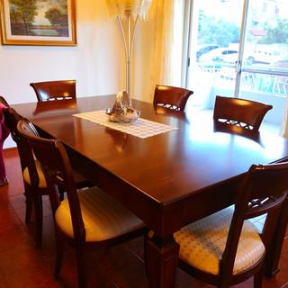 Tavolo classico massello sala da pranzo