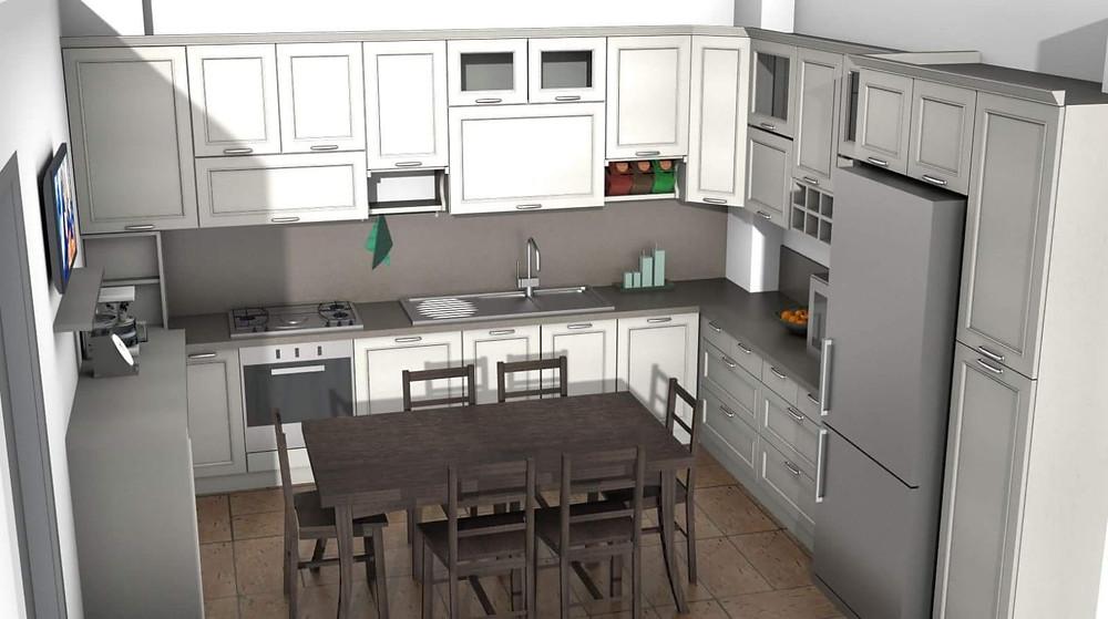 Arredamento Casa Cucina Su Misura O Cucina Componibile