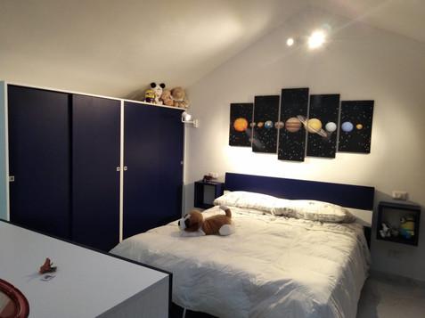 Camera da letto moderna camera laccato b