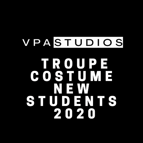 COSTUME FEE FOR NEW STUDENTS IN 2020