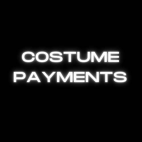 COSTUME PAYMENTS 2021