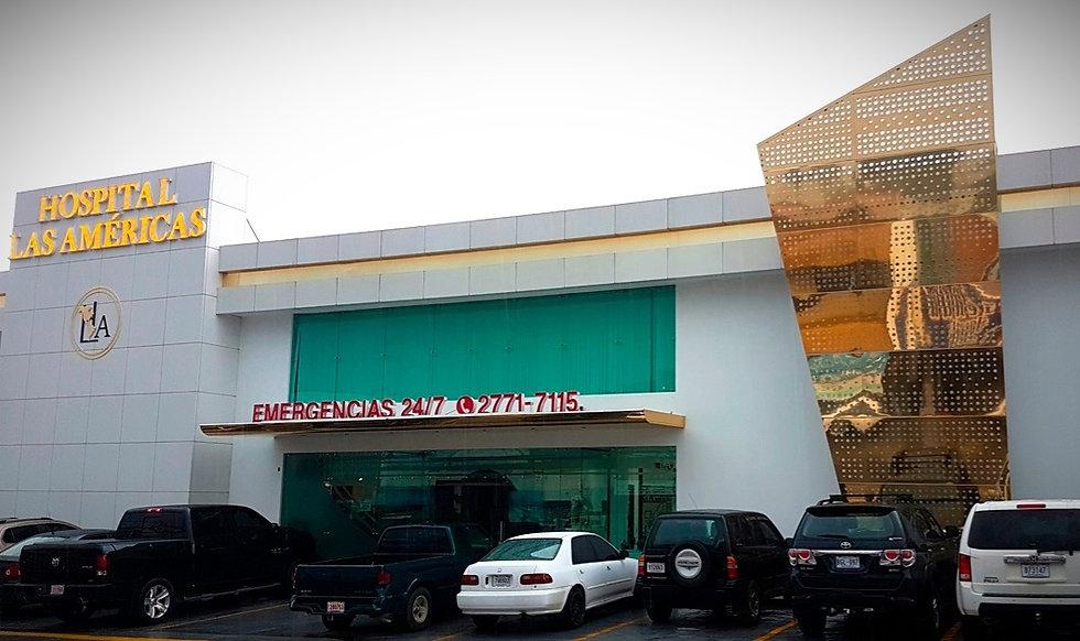 Imagen del Hospital Las Américas