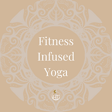Fitness Infused Yoga