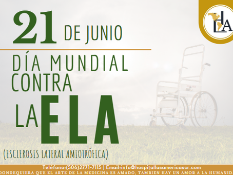 """""""La ELA una realidad ignorada""""."""