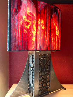 Lamp - Raging Fire