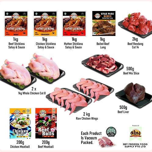 Meat Package A