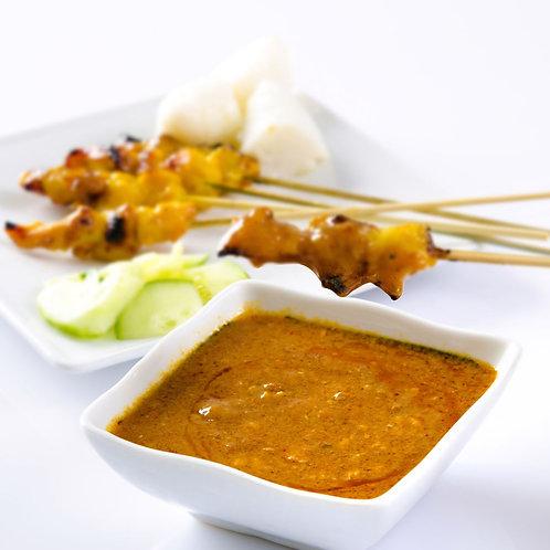 Extra Satay Gravy (1kg)
