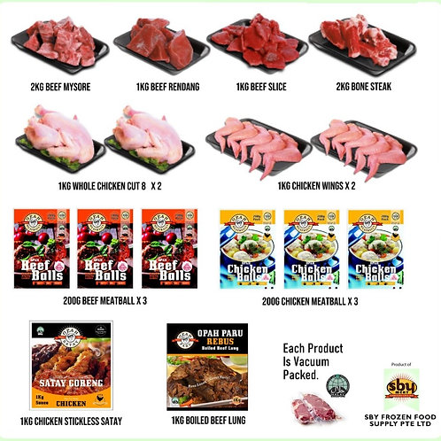 Meat Package B