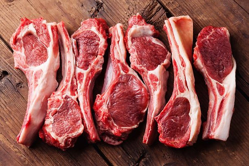 Mutton Cutlets (1kg)