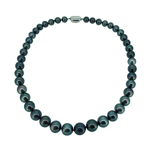 TAHITIAN CULTURED PEARL STRAND NECKLACE