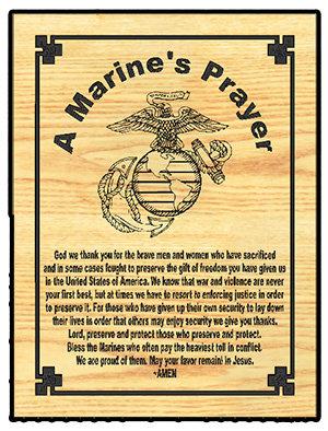 Marine's Prayer
