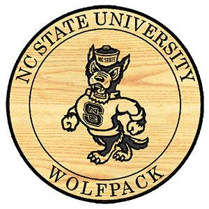 NCSU Wolfpack - Tuffy Strut