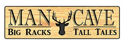 Man Cave - Big Racks - Tall Tales