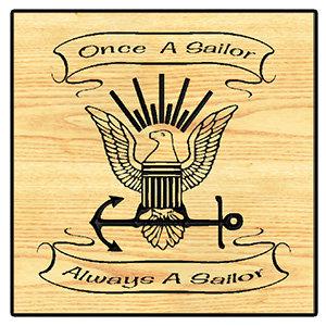 Once A Sailor Always A Sailor