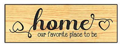 Home - Our Favorite Place To Be