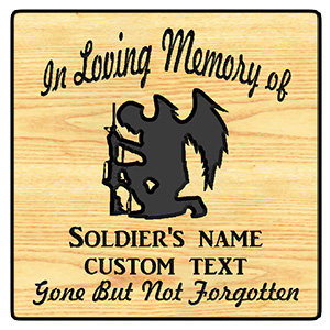 In Memory Of - Gone but not Forgotten