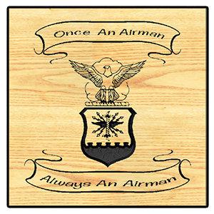 Once An Airman Always An Airman