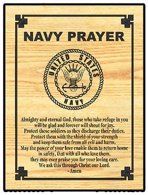 Navy Prayer