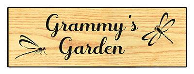 Grammy's Garden - Dragonflies