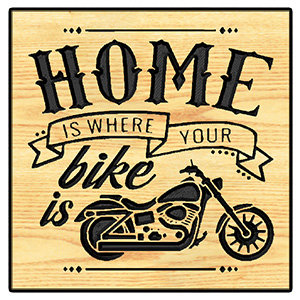 Home is Where Your Bike Is