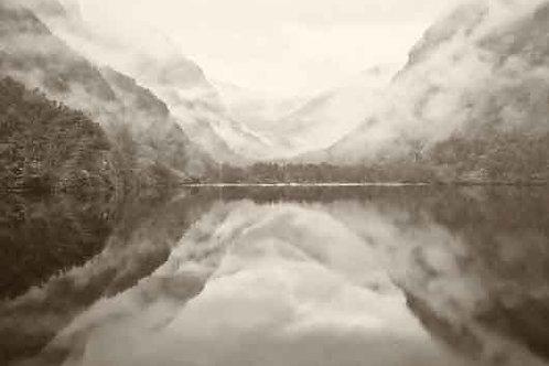 Doubtful Sound, NZ 2016 REFLECTIONS