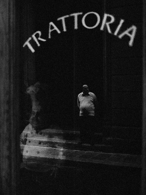 35 FLORENCE, ITALY - TRATTORIA