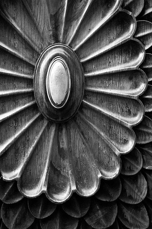 26 TUSCANY, ITALY - DOOR DETAIL