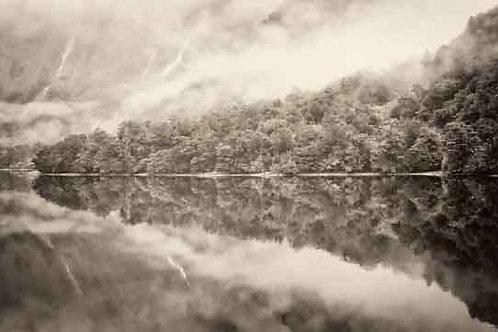 Doubtful Sound, NZ 2016 REFLECTIONS #2