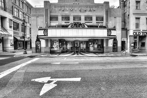 95 CHARLESTON, SC - RIVIERA THEATRE