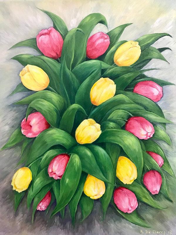 2017 Sparkling Tulips 51 x 40,5 cm .jpeg