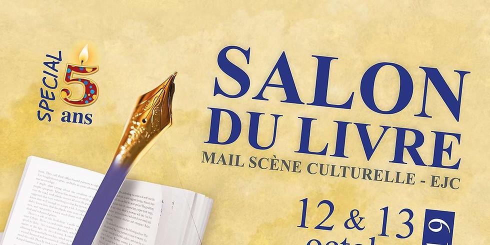 12 & 13 octobre 2019 - Salon du livre de Soissons - Lire en Soissonnais