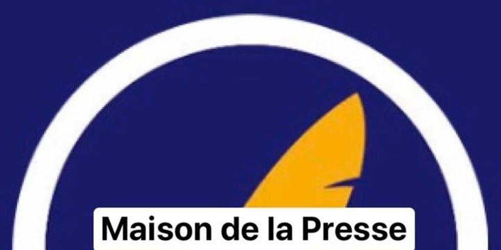 MAISON DE LA PRESSE DE DIEPPE - Dédicaces