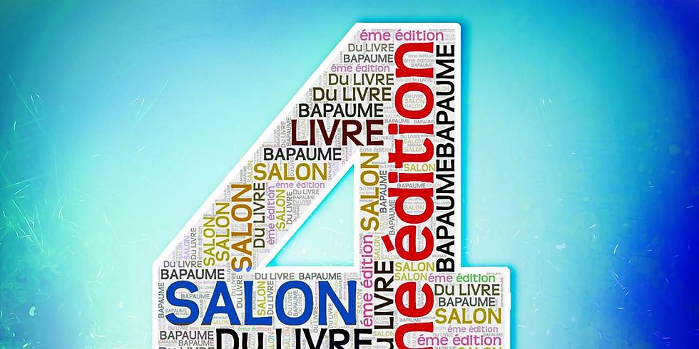 29 & 30 mars 2019 - SALON DU LIVRE DE BAPAUME - Rencontres & Dédicaces